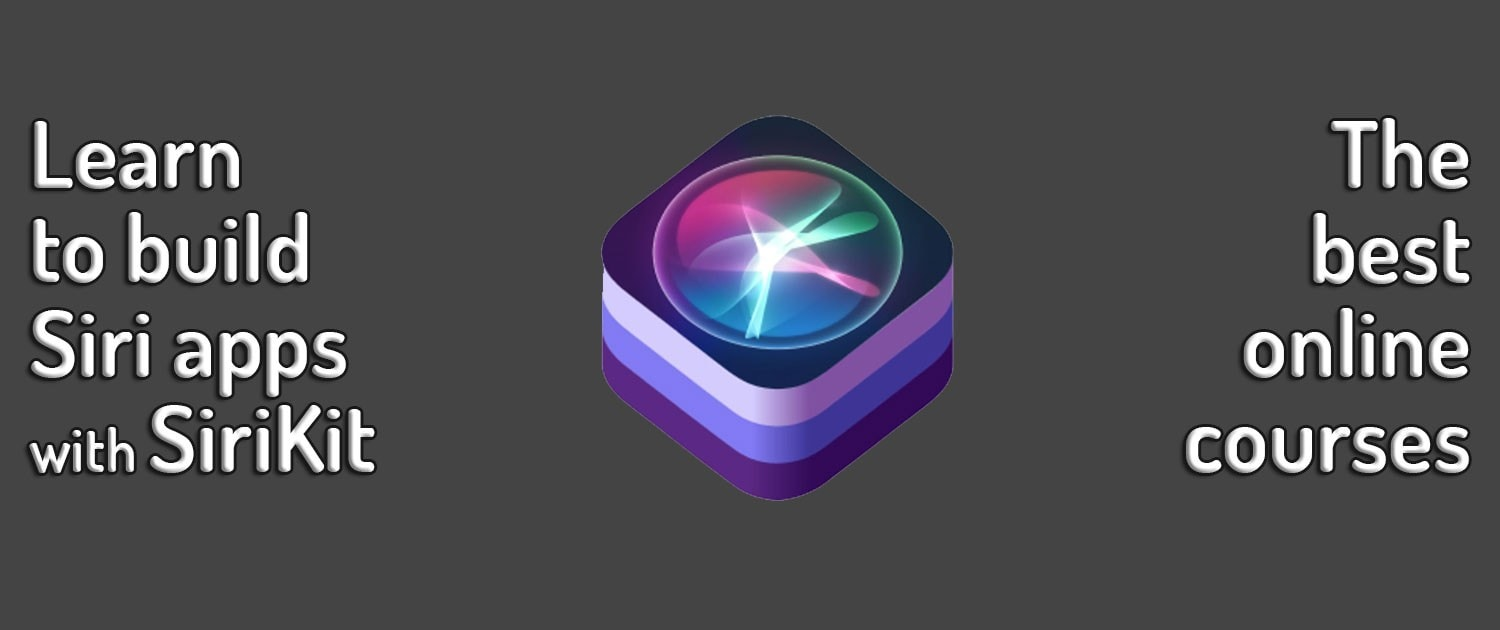 The best Siri courses for learning SiriKit on iOS 12 - Voice Tech