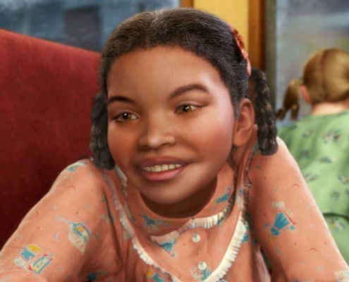 Polar Express Creepy