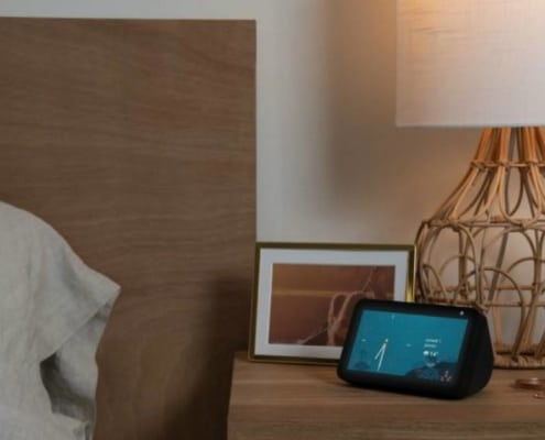 Amazon Unveils The Echo Show 5 Less Expensive And More Compact With A Display